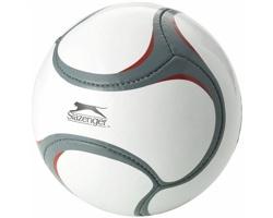 Fotbalový míč Slazenger DARAF - bílá / šedá