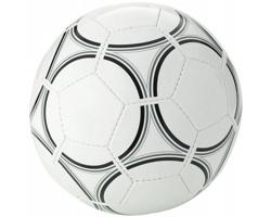Retro fotbalový míč DUBLIN - bílá / černá