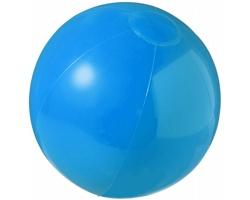 Pevný plážový nafukovací míč SULKS - modrá