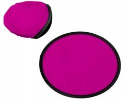 Polyesterové skládací frisbee SCOOP - světle fialová