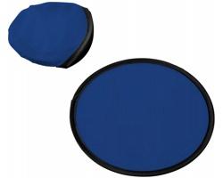 Polyesterové skládací frisbee SCOOP - modrá