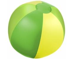 Nafukovací plážový míč NURS - zelená
