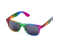 Plastové duhové sluneční brýle JAFFA - vícebarevná
