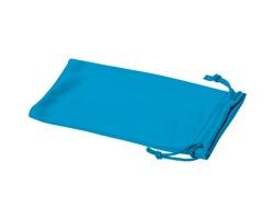Polyesterový sáček na sluneční brýle INTERNE - modrá