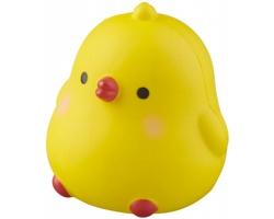Antistresová pomůcka CHIKI tvaru kuřete - žlutá