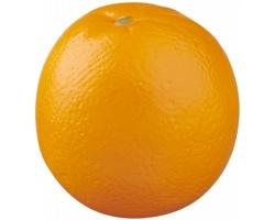 Antistresová pomůcka ALEES tvaru pomeranče - oranžová