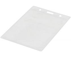 Plastový držák jmenovek BAFFY - transparentní čirá