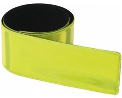 Bezpečnostní neonová samonavíjecí páska ENTRE - žlutá