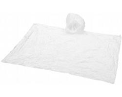 Jednorázová pláštěnka v pouzdře HART - transparentní bílá