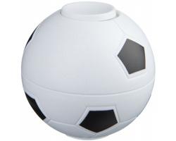 Spinner DIAG ve tvaru fotbalového míče - bílá / černá