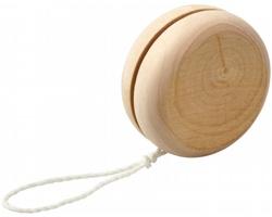 Dřevěné jojo FIRRY - přírodní