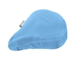 Ochranný potah na sedlo jízdního kola MAGUS z recyklovaného PET - nebeská modrá