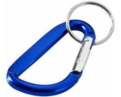 Přívěsek na klíče karabina UNIV - modrá