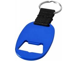 Přívěsek na klíče otvírák FUNDS - královská modrá