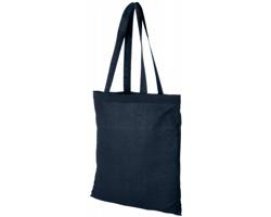 Bavlněná nákupní taška RHINE - námořní modrá