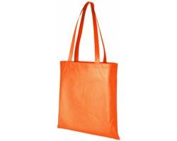Netkaná recyklovatelná kongresová taška GAWK - oranžová