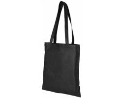 Netkaná recyklovatelná kongresová taška GAWK - černá