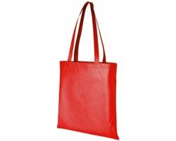 Netkaná recyklovatelná kongresová taška GAWK - červená