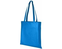 Netkaná recyklovatelná kongresová taška GAWK - modrá