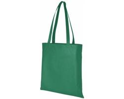Netkaná recyklovatelná kongresová taška GAWK - zelená