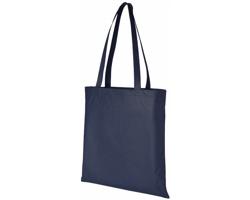 Netkaná recyklovatelná kongresová taška GAWK - námořní modrá
