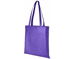Netkaná recyklovatelná kongresová taška GAWK - purpurová