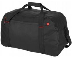 Prostorná cestovní taška FERAL - černá