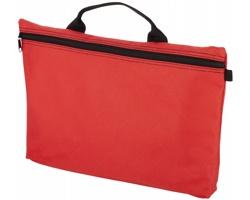 Konferenční taška BELLY, formát A4 - červená