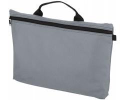 Konferenční taška BELLY, formát A4 - šedá