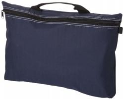 Konferenční taška BELLY, formát A4 - námořní modrá