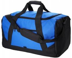 Cestovní taška SOFAS - královská modrá / černá