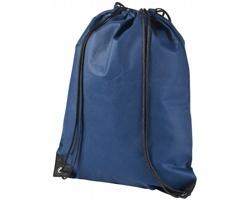 Netkaný vysoce kvalitní batůžek POLIO - námořní modrá