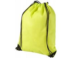 Netkaný vysoce kvalitní batůžek POLIO - světle zelená