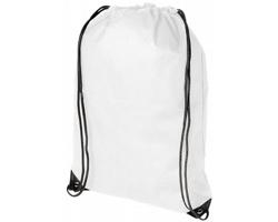 Netkaný vysoce kvalitní batůžek POLIO - bílá