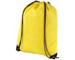 Netkaný vysoce kvalitní batůžek POLIO - žlutá