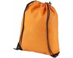 Netkaný vysoce kvalitní batůžek POLIO - oranžová