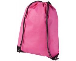 Netkaný vysoce kvalitní batůžek POLIO - světle purpurová