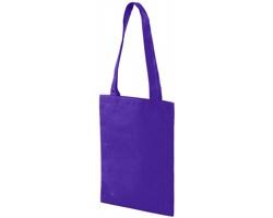 Malá kongresová taška SHOCK s dlouhými uchy - purpurová