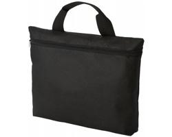 Netkaná konferenční taška RECCE, formát A4 - černá