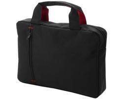 Konferenční taška DIVVY - černá / červená