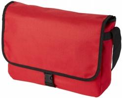 Taška na rameno LES s nastavitelným popruhem - červená