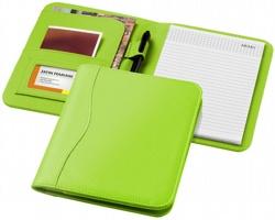 Barevné konferenční desky NIMBA, formát A5 - světle zelená