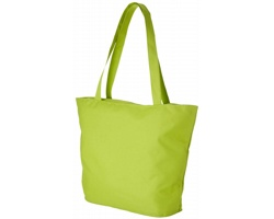 Plážová taška BORABORA - jemně zelená