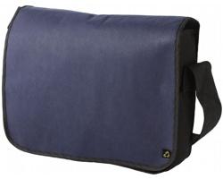 Recyklovatelná taška přes rameno KNISH - námořní modrá