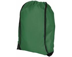 Batůžek UGGO se stahovací šňůrkou - zelená
