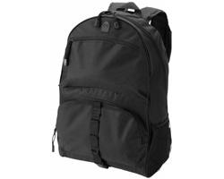 Batoh BRANCH se zavazadlovou visačkou - černá