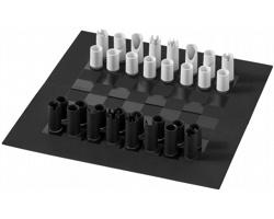 Hra šachy Marksman PIONEER, v dárkové kazetě - černá