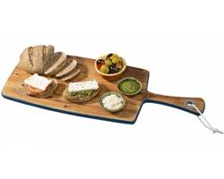 Servírovací prkénko Jamie Oliver ANTIPASTI z akátového dřeva v exkluzivním designu - hnědá