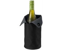 Skládací chladicí obal na víno Paul Bocuse NORON - černá / šedá