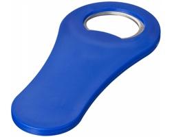 Otvírák láhví s magnetem LING - královská modrá